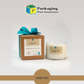 Custom Candle Boxes and Luxury Candle Packaging