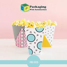 Popcorn Boxes: Innovative Designs to Move Around