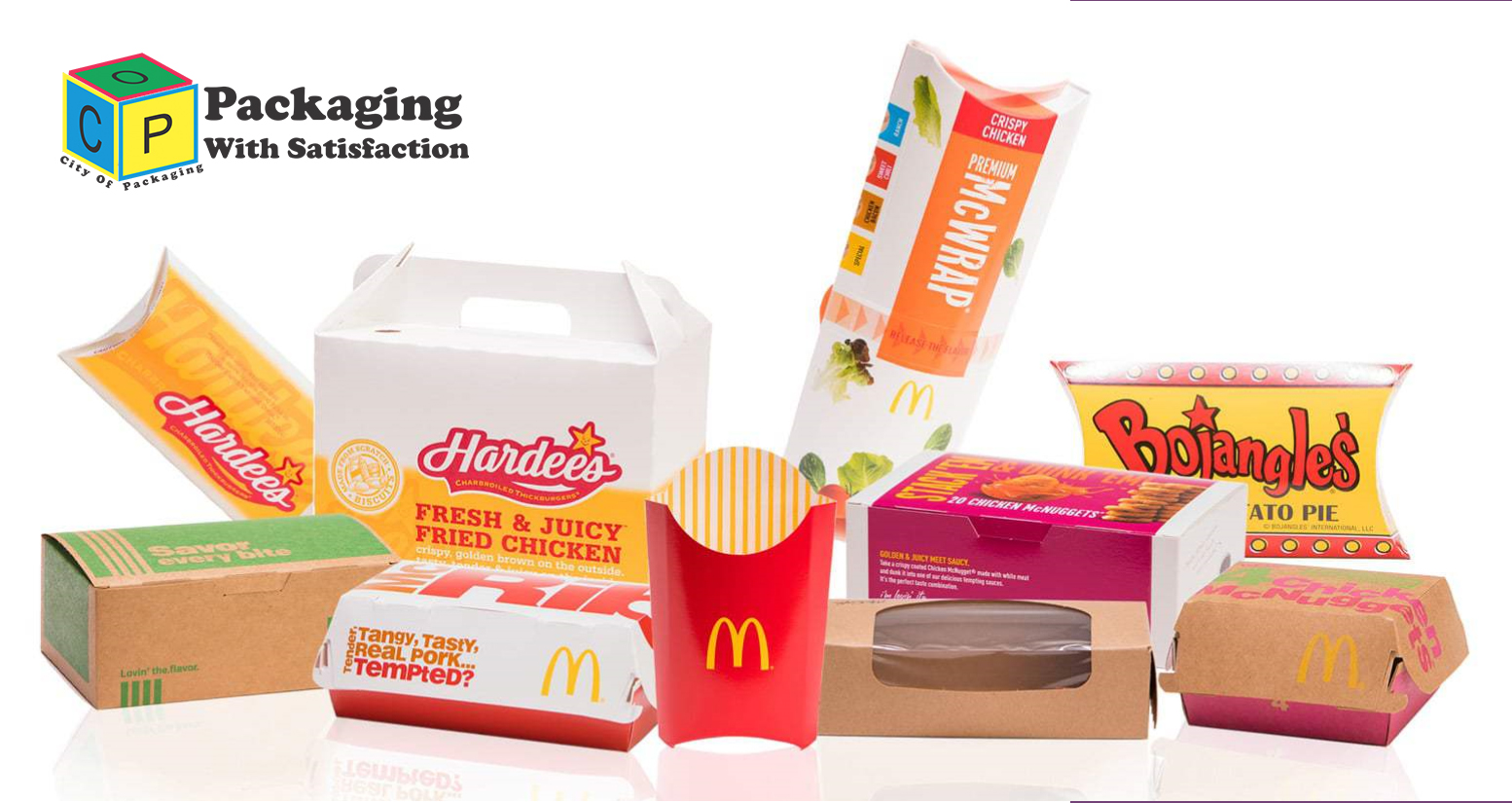 Facets of food packaging that create a remarkable impression » City Of Packaging