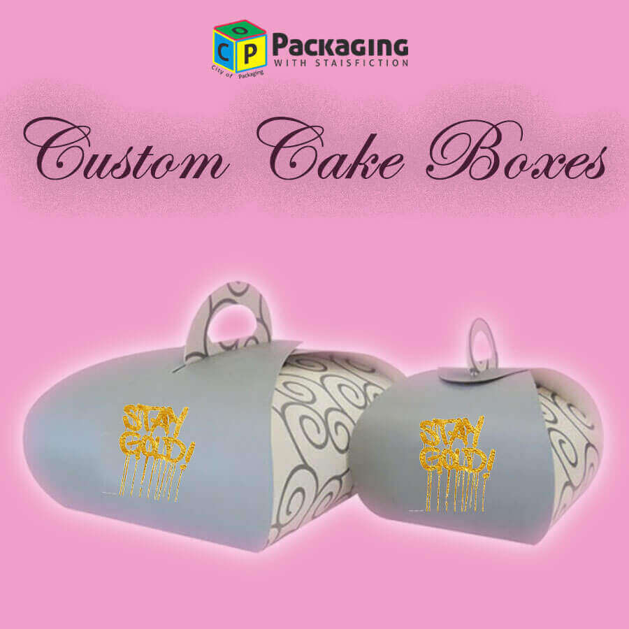 customized cake boxes