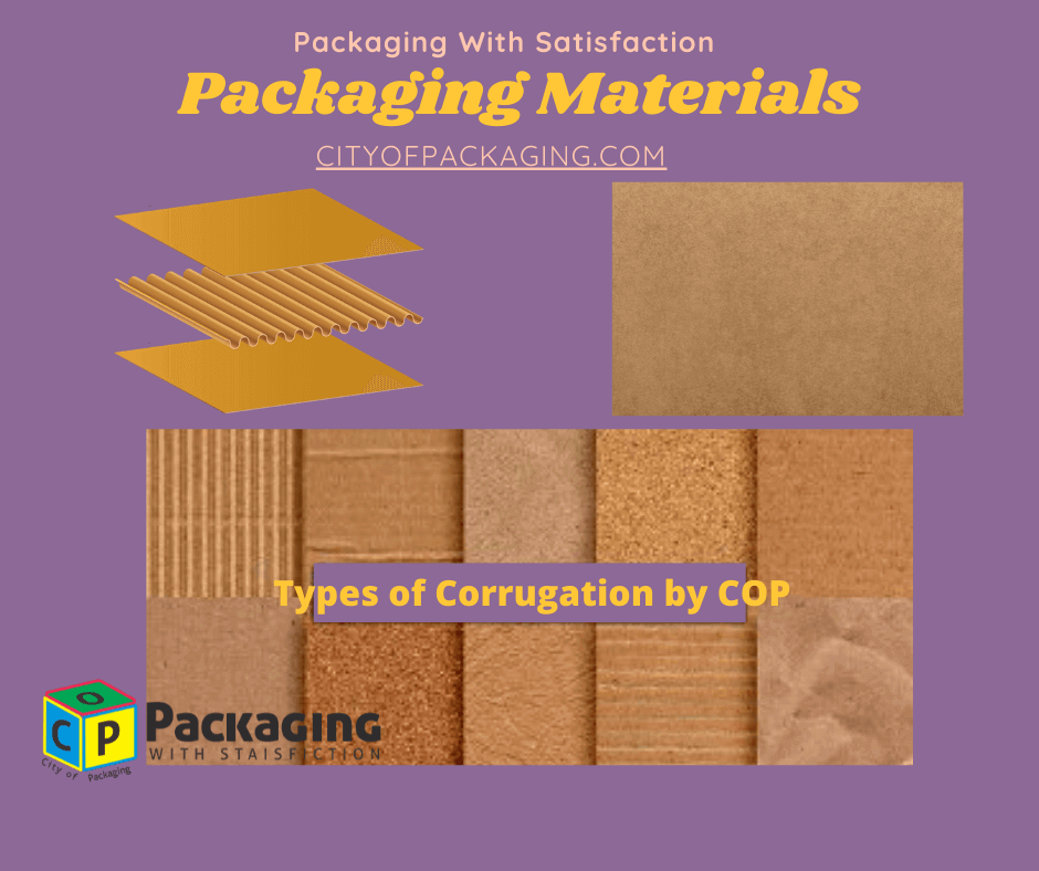 Select elegant and stunning material for your custom product packaging
