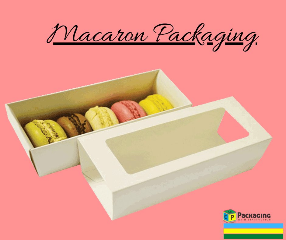 Things you need to consider for your macaron packaging