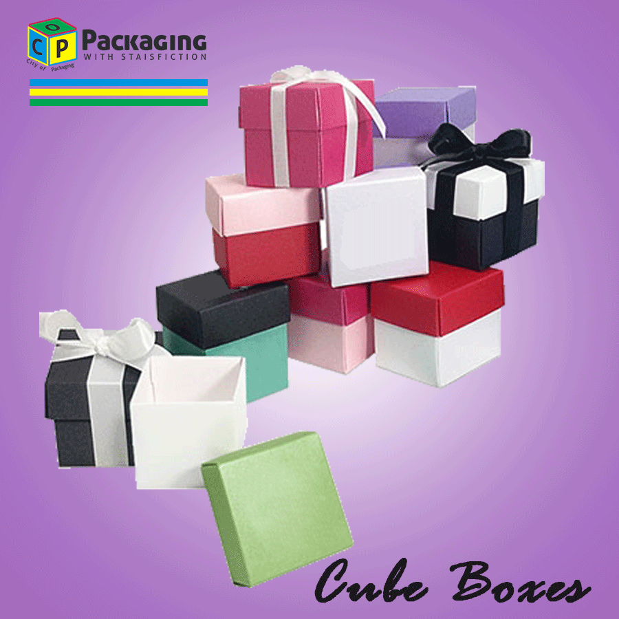 cube boxes designs, different sort of cube boxes